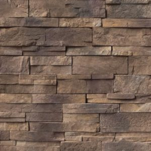 каменная облицовка